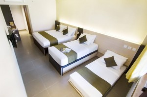 sukajadi hotel-executive-quarto