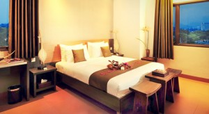 sukajadi hotel list rooms