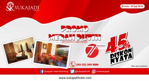 SukajadiHotel Promo 17 Agt