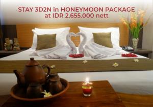 Paket Honeymoon 3D2N