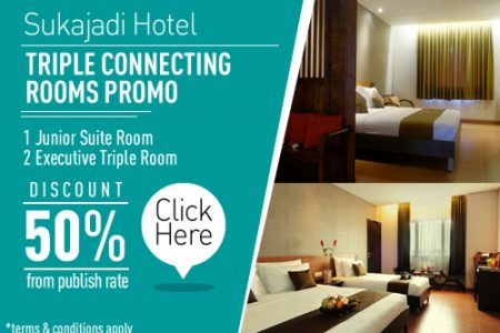 sukajadi-hotel-triple-connecting-room