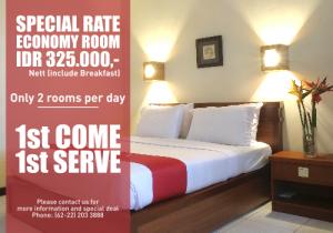 Promo Economy Room Update