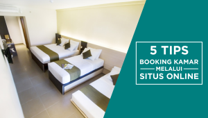 Tips Booking Kamar Melalui Booking Online