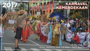 Karnaval Kemerdekaan 2017
