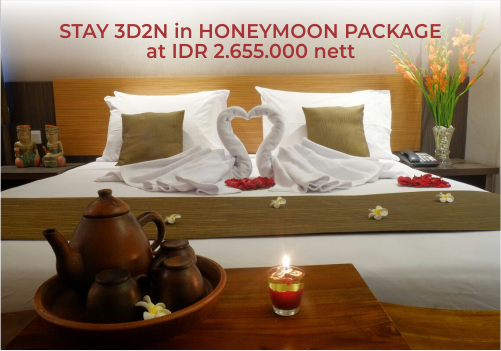 Paket Honeymoon 3D2N