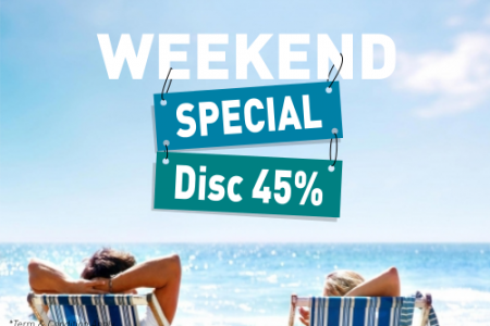 Sukajadi Hotel Weekend Special