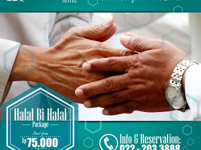 Halal Bi Halal Package SKJ 2017