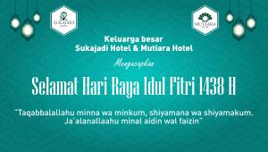 Selamat Idul Fitri 1438 H Newsletter