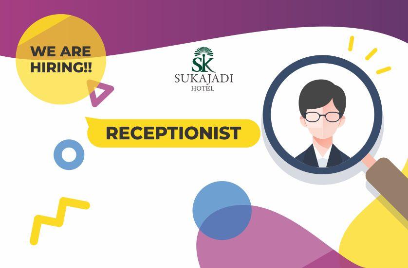 Sukajadi Hotel Career Receptionist