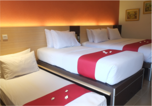 hotelsukajadi-executive-quarto