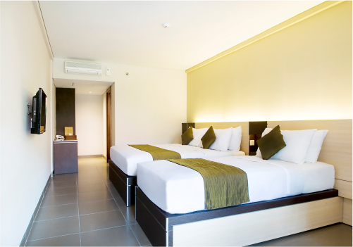 Sukajadi Boutique Hotel Executive Room